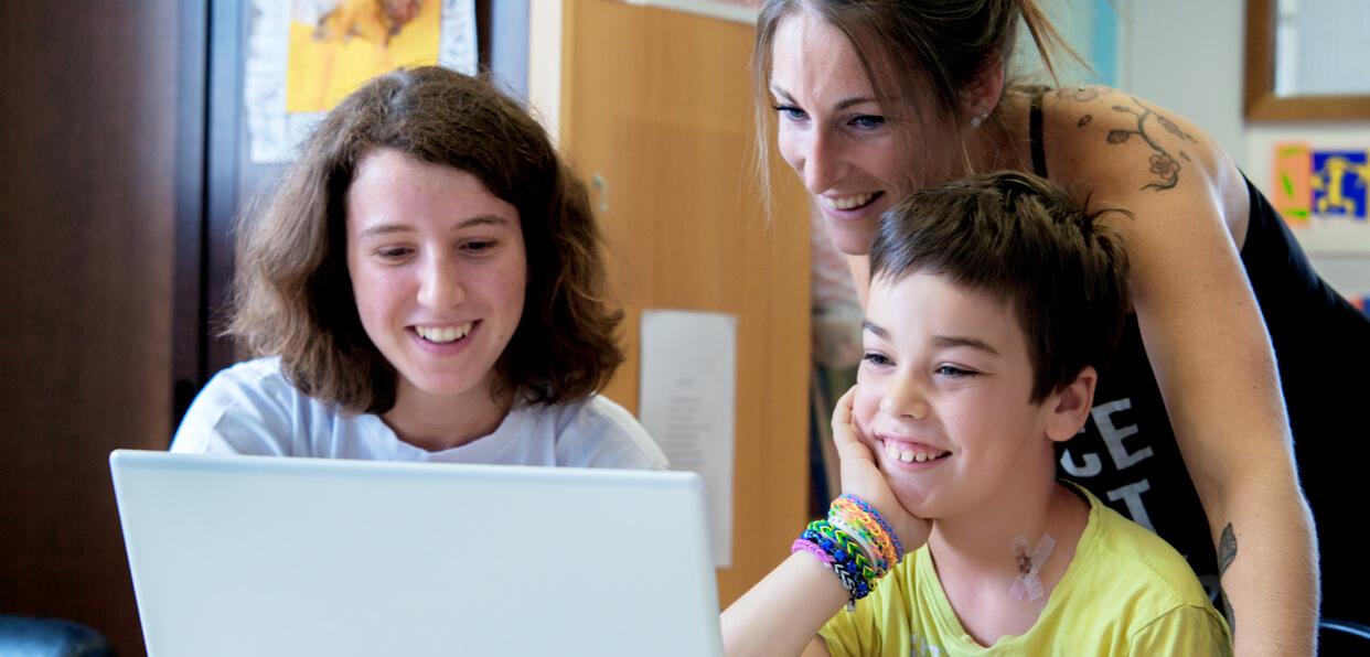 Kolibri - Redonner le goût d'apprendre aux enfants malades