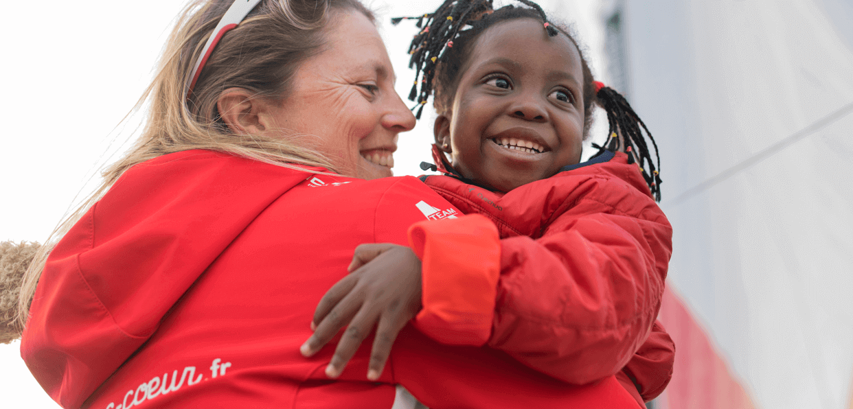 Sauver un enfant avec le Défi du Coeur #CCE50