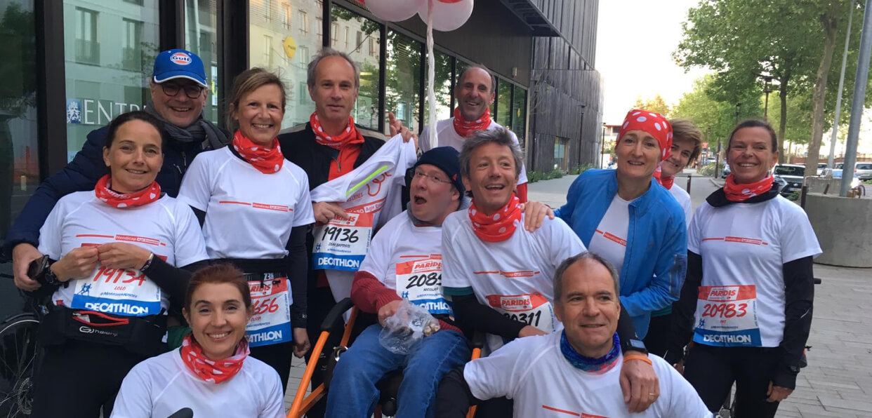 Acquérir des équipements sportifs adaptés pour développer et promouvoir la pratique des activités physiques auprès de personnes en situation de handicap.