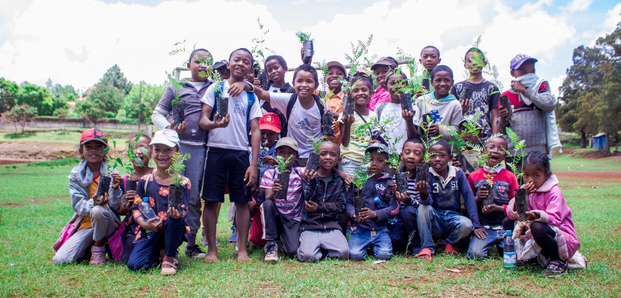 Restaurer des écosystèmes forestiers par la Sensibilisation, la Reforestation et l'appui Economique