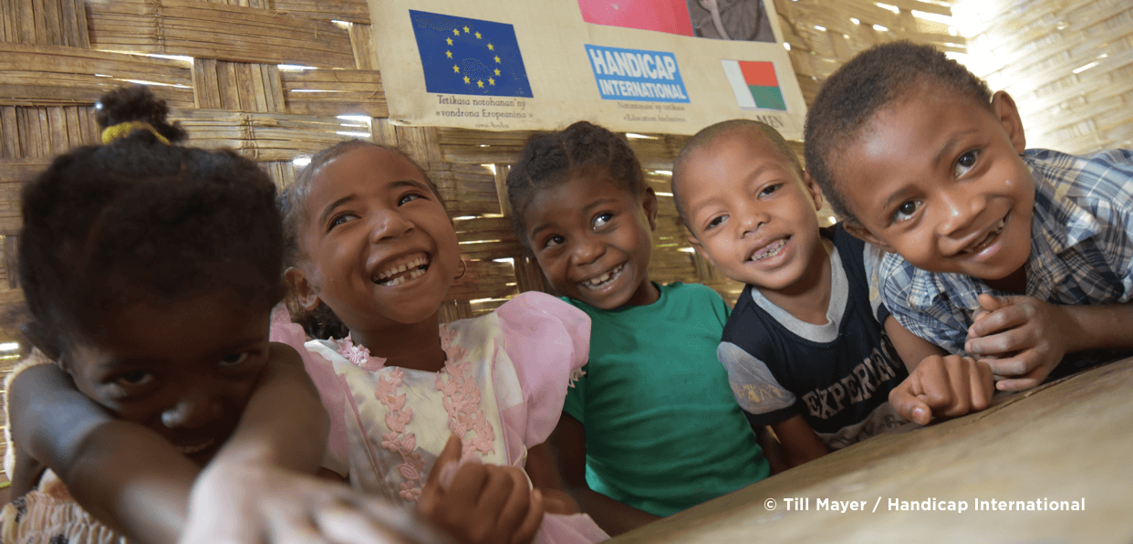 Give children with disabilities access to appropriate education
