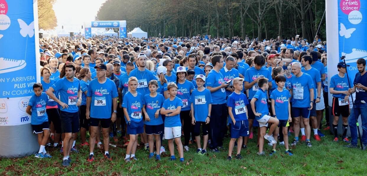 Collecter des fonds pour la course « Enfants sans Cancer » du 27/09/2020