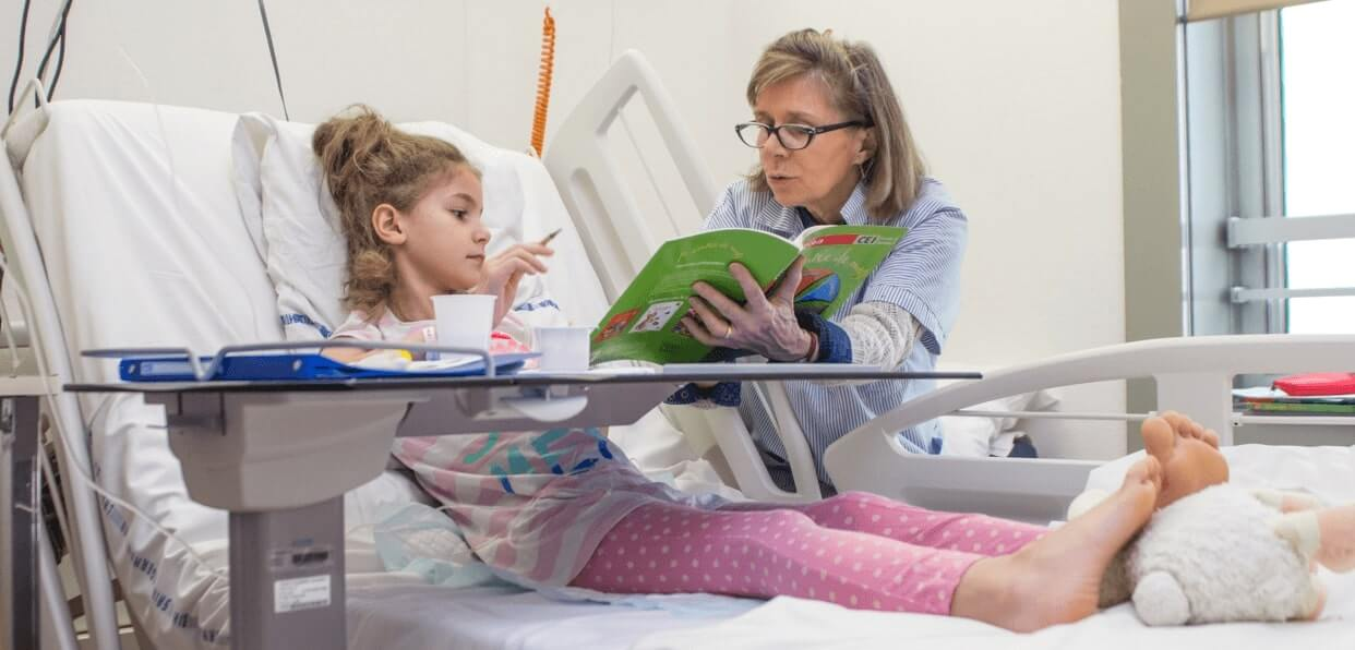 Le Défi de Zentiva pour L'Ecole à l'Hôpital.