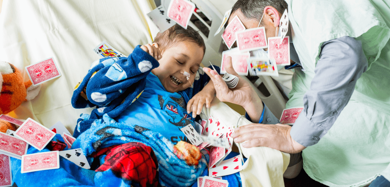 10,000 magical Christmas gifts given to 250 pediatric hospitals