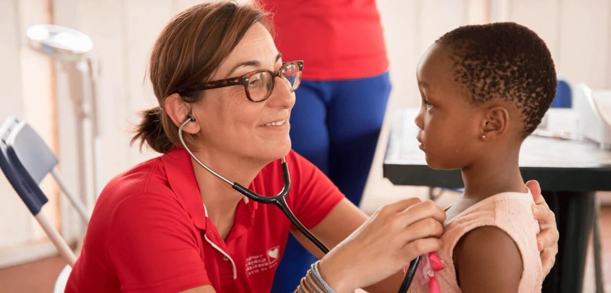 Financer l'opération de 5 enfants atteints de malformation cardiaque