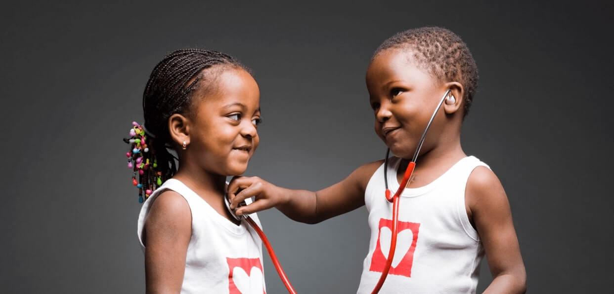 Sauver la vie d'un enfant atteint de malformation du cœur