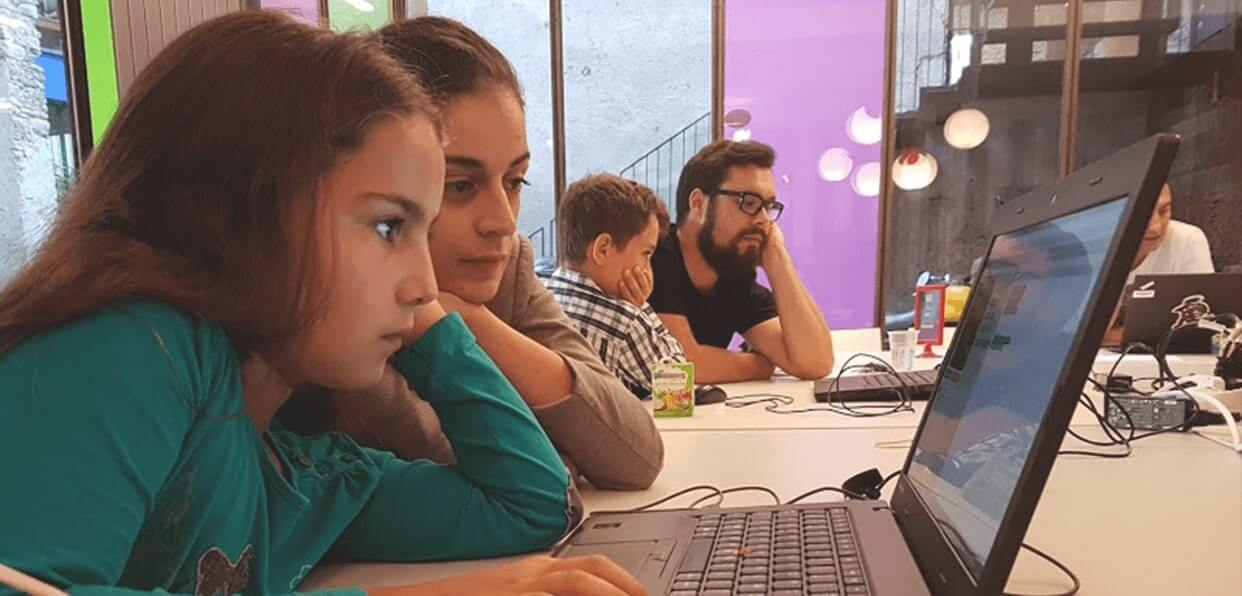 France - Programme de découverte informatique et de codage