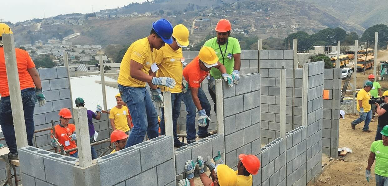 Guatemala - Financement et construction d'une école élémentaire