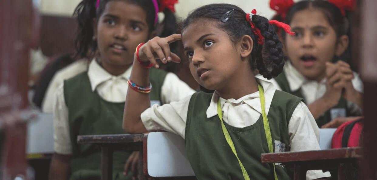 Inde - Programme d'accès à l'éducation pour jeunes filles marginalisées et handicapées