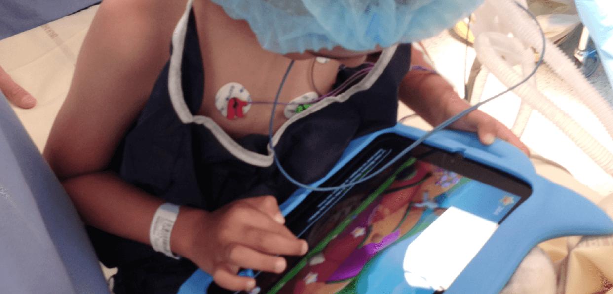 Valoriser l'enfant lors de son passage en chirurgie