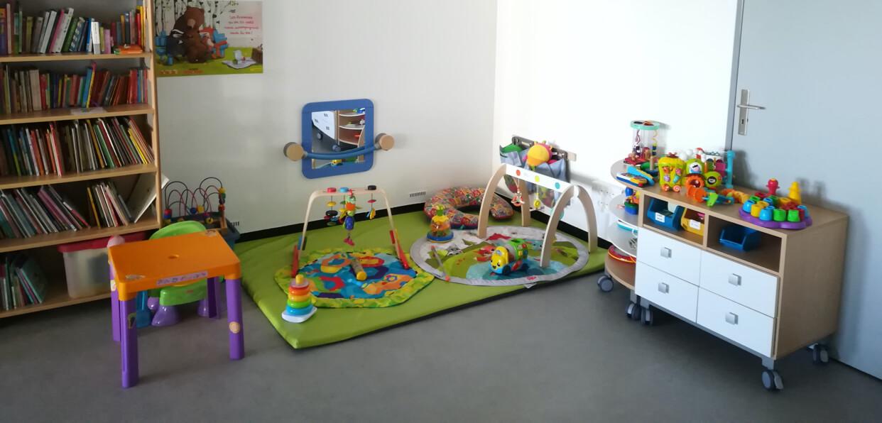 Acquérir du matériel à but récréatif pour les enfants hospitalisés
