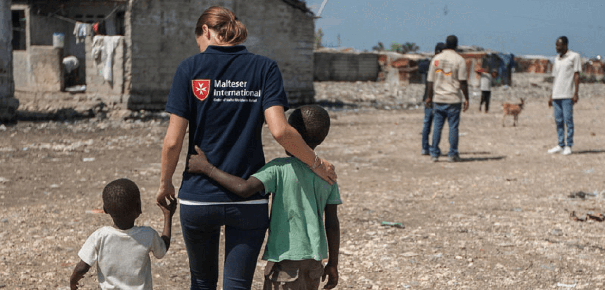 Provide assistance to people in need