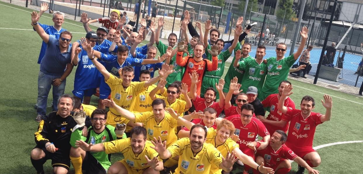 Promote sport for disadvantaged people