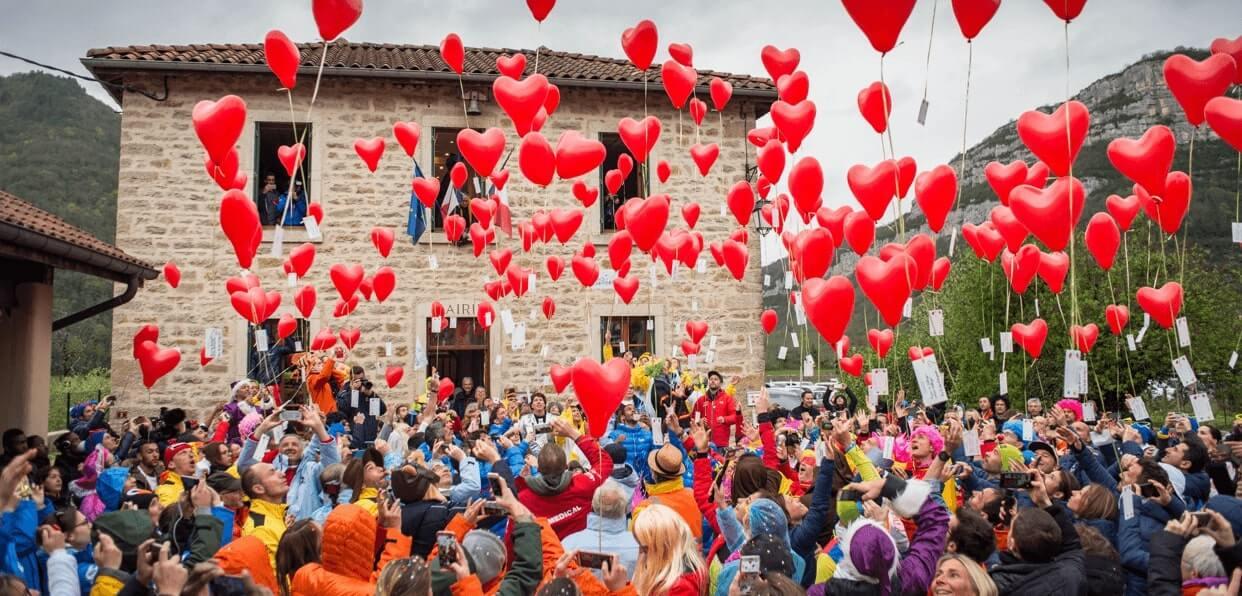 Soutenir le don d'organes via la Marche du Coeur